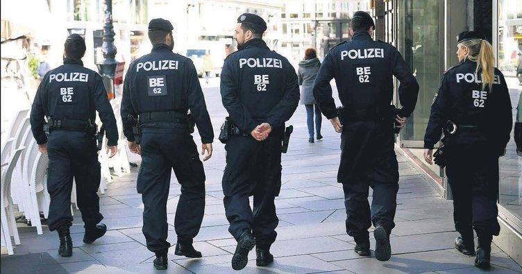 Viyana'da büyük tahrik