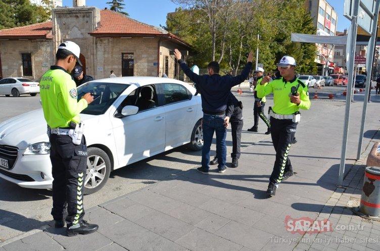 Ülke genelinde Güven Huzur-6 uygulaması gerçekleştirildi
