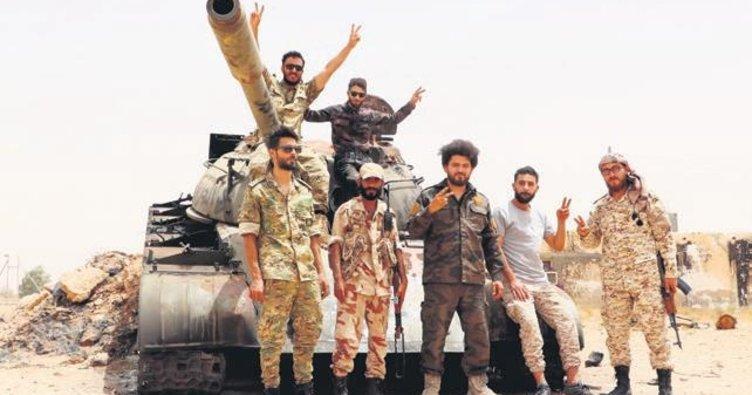 Libya Ordusu: Hafter yenildi, paralı askerlerle savaşıyoruz