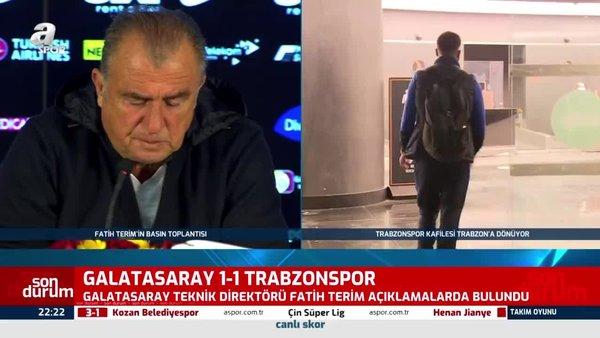 Fatih Terim'den çarpıcı Avrupa Süper Ligi yorumu!