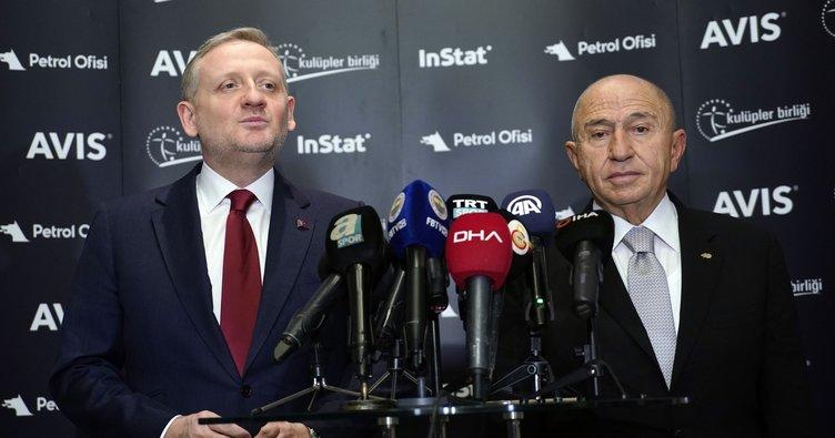 Nihat Özdemir'den yayıncı kuruluş açıklaması