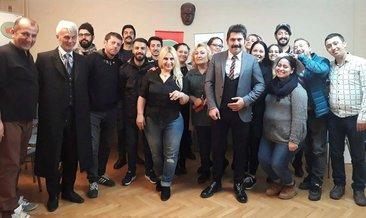 Anadolu Kültür ve Dayanışma Derneği'nden tiyatro kursu