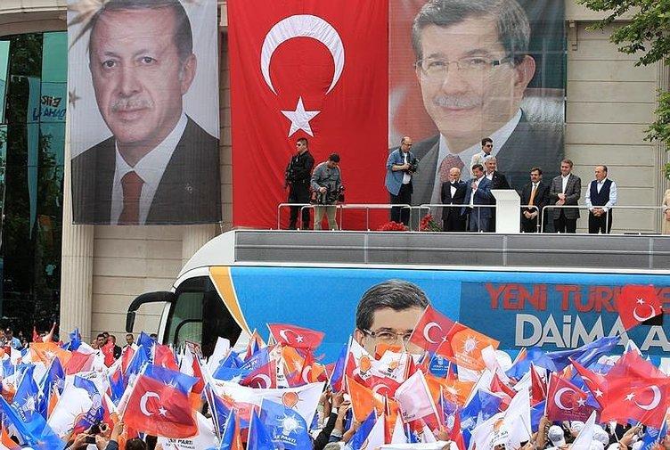 Başbakan Ahmet Davutoğlu İstanbul mitingleri