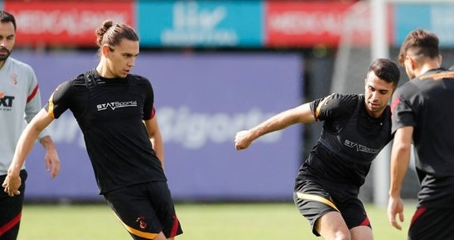 Galatasaray'a Alanyaspor maçı öncesi Taylan Antalyalı müjdesi