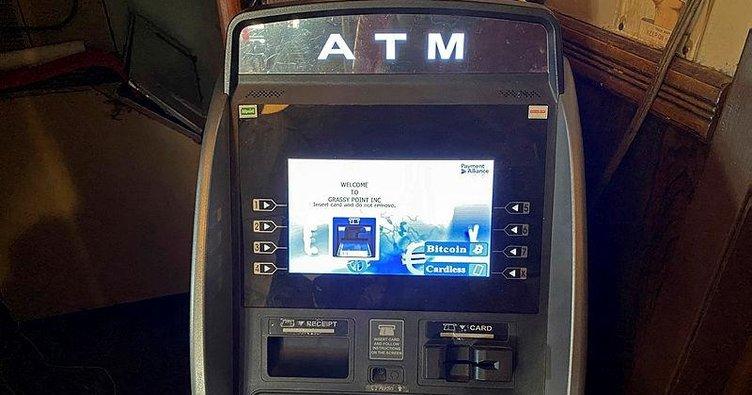 Bitcoin ATM'leri artık benzin istasyonlarında