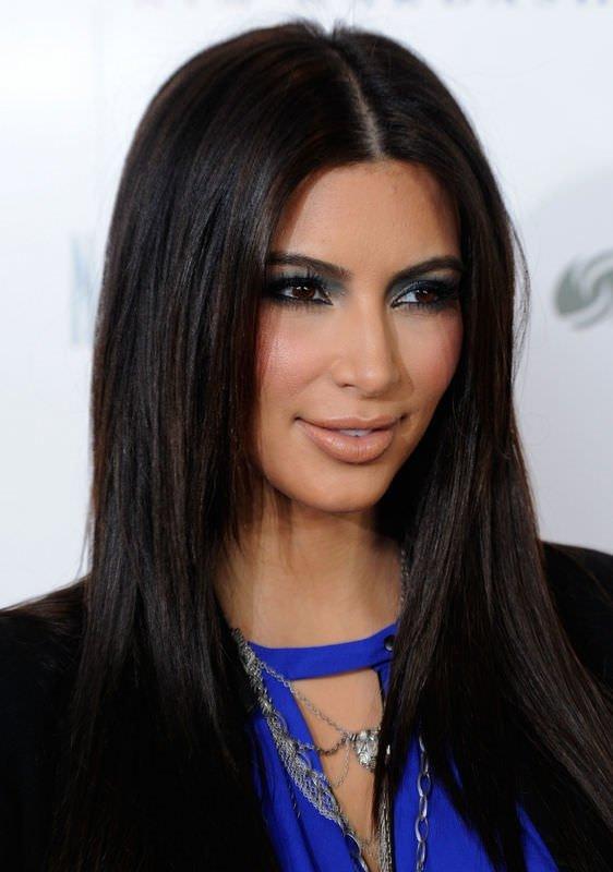 Kim Kardashian'a şok saldırı