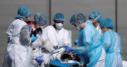 Fransa'da son 24 saatte 35 bin 861 yeni vaka tespit edildi