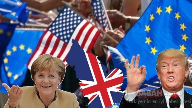 ABD- Avrupa kavgasının perde arkası