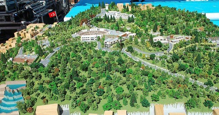 Manavgat'a mesire alanı