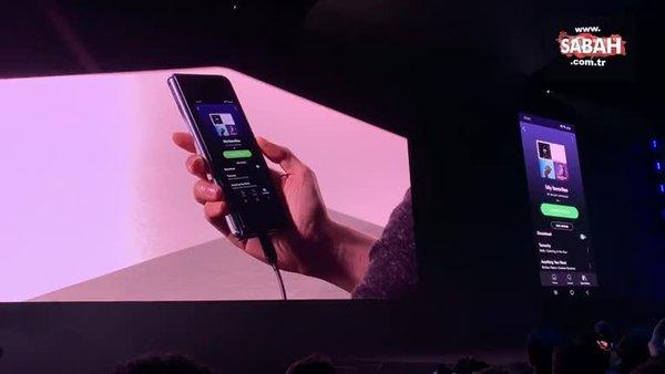 İşte SamsungGalaxyS10'un ilk görüntüleri