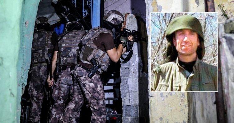 90 şehidin sorumlusu olan PKK'lı terörist öldürüldü