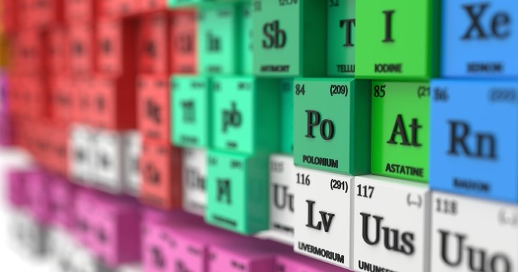 Kalsiyum elementi simgesi nedir, özellikleri nelerdir? Kalsiyum elementi periyodik tabloda nerede yer alır?