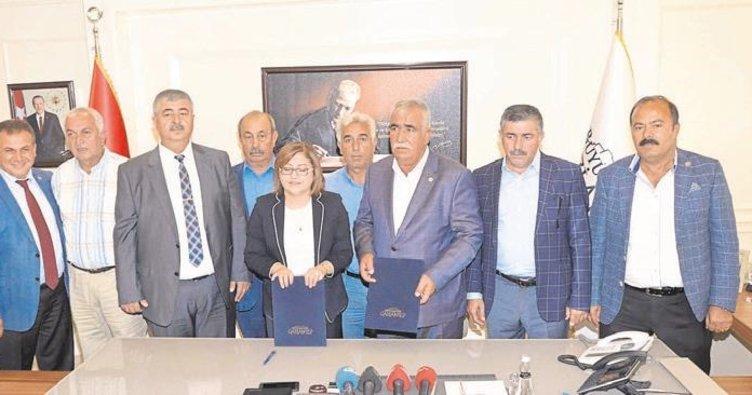 Başkan Şahin'den 4 bin çiftçiye destek
