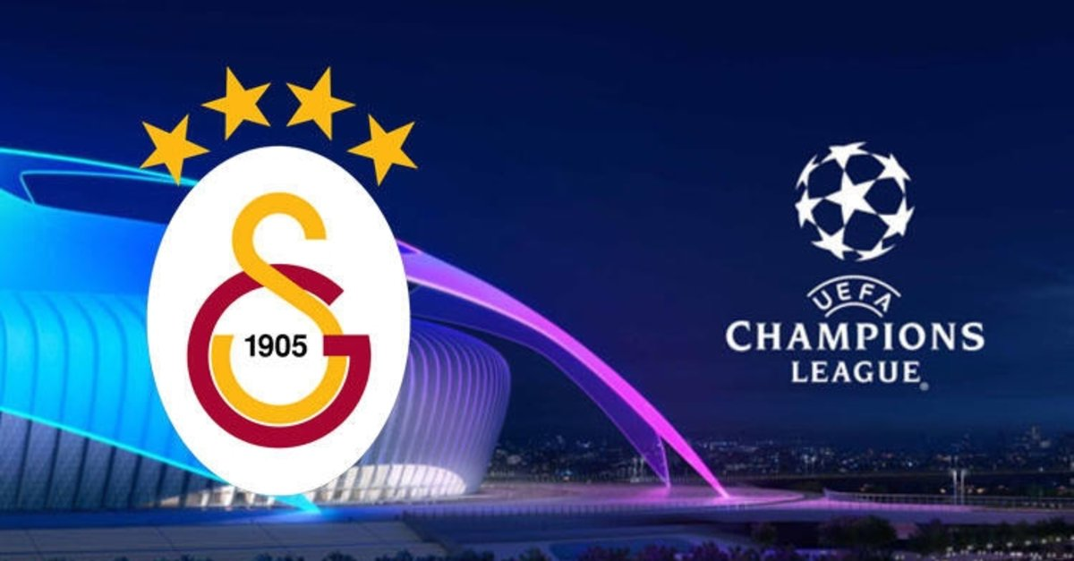 Galatasaray'In Şampiyonlar Ligindeki Rakibi Belli Oldu !