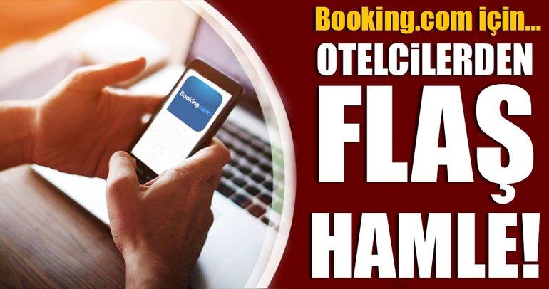 Otelcilerden mahkemeye flaş Booking.com başvurusu