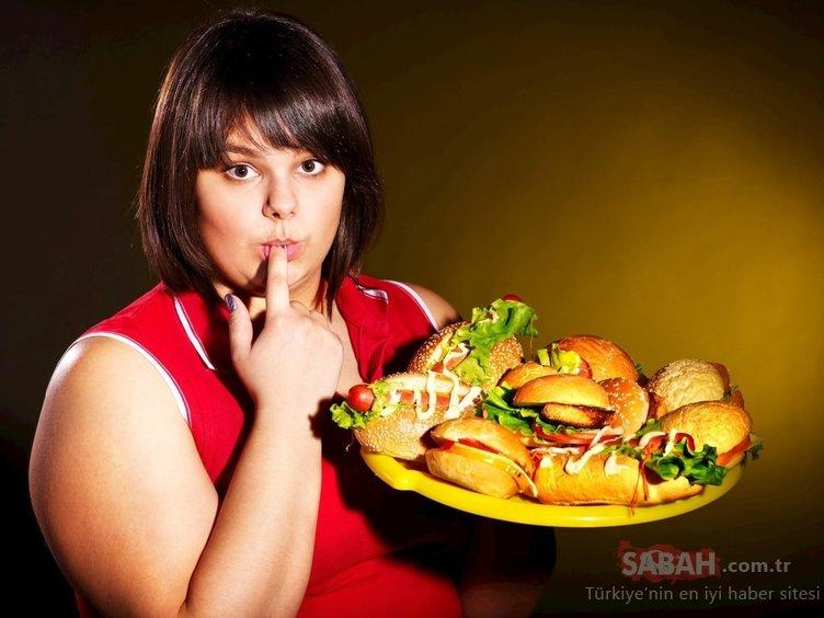 Neden sürekli aç hissediyorum? İşte sürekli aç hissetmenin 8 nedeni!