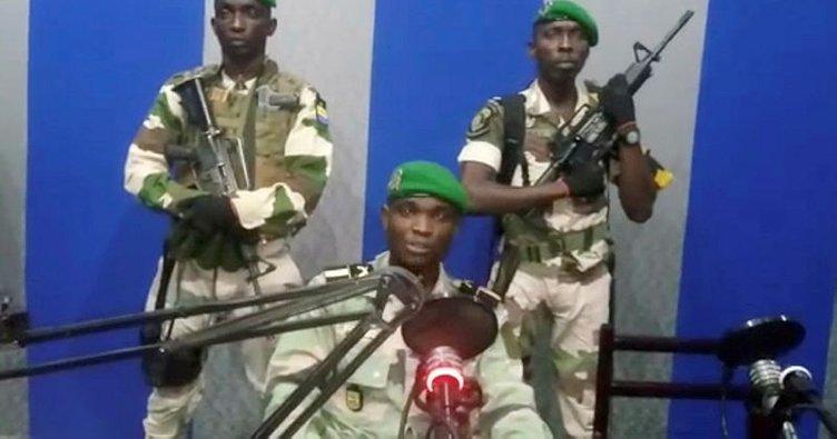 Gabon'daki askeri darbe bastırıldı, bildirgeyi okuyanlar yakalandı