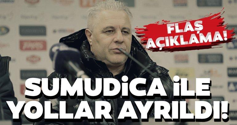 SON DAKİKA! Gaziantep FK ile Marius Sumudica yollarını ayırdı