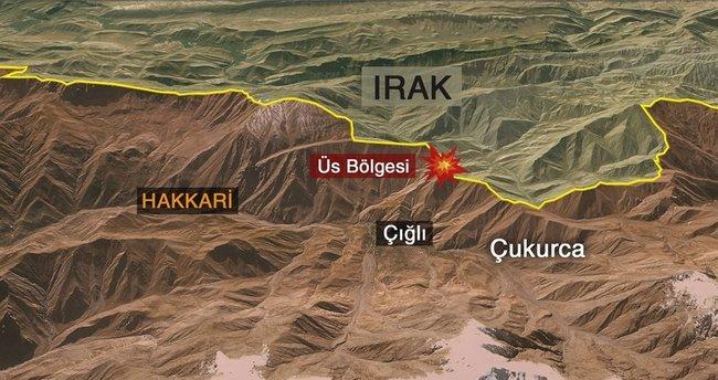 Çukurca'da 7 hain daha öldürüldü