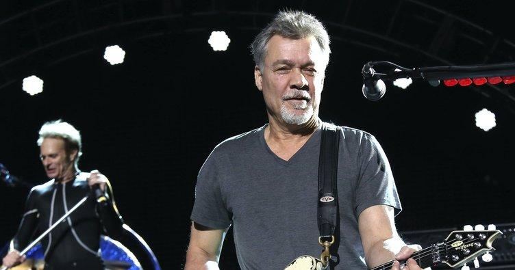 Eddie Van Halen kimdir? Eddie Van Halen kaç yaşında, nereli, ölüm nedeni nedir?