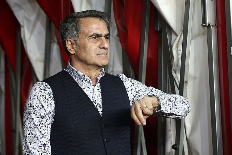 Günün iddiası: Beşiktaş'ta Şenol Güneş dönemi bitti!