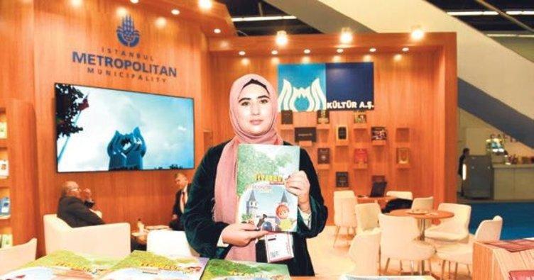 Çocuklar İstanbul'u kitaplarla sevecek