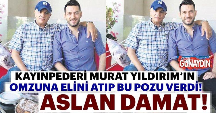 Murat Yıldırım-İmane Elbani çifti Fas'a gitti