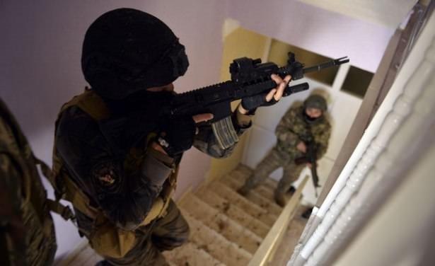 Terör operasyonlarının rakamları