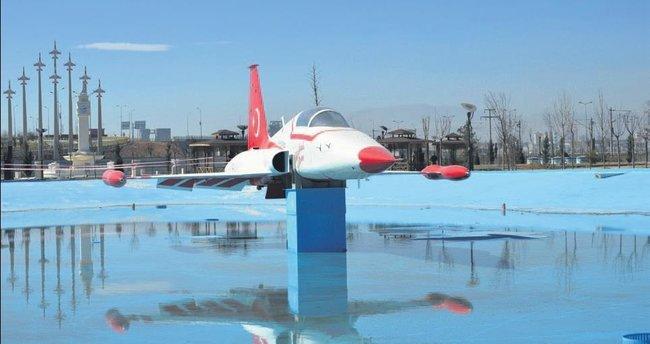 Emekli uçaklar artık havacılık müzesinde