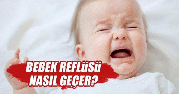 Bebek reflüsü nedir? Bebeklerde reflü belirtileri nelerdir?