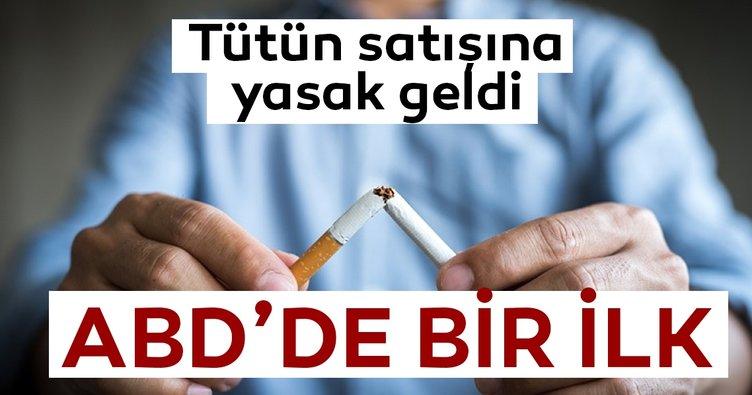 Beverly Hills'te tütün satışı yasaklandı