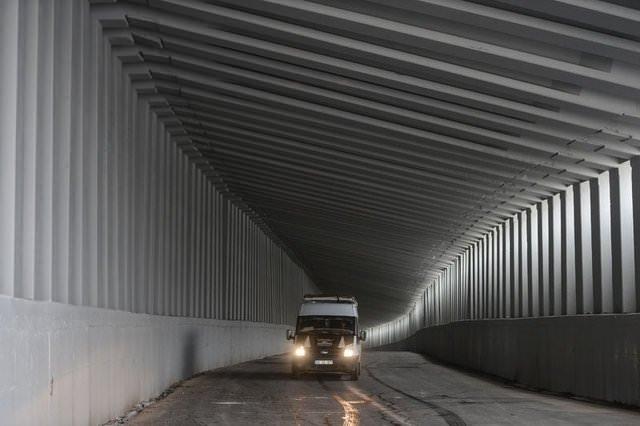 Van'daki kar tünelinin sonuna gelindi!