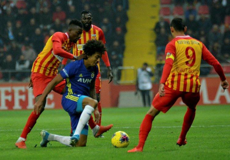 Gürcan Bilgiç Kayserispor - Fenerbahçe maçını değerlendirdi