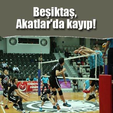 Beşiktaş, Akatlar'da kayıp!