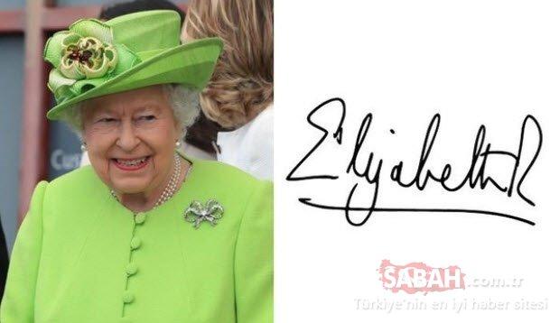 Dünyaca ünlü isimlerin imzaları şaşırtıyor!