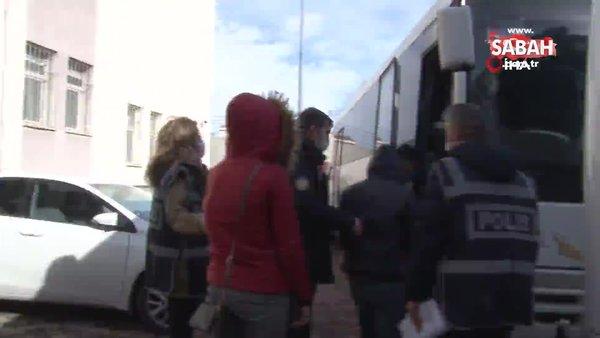 Kayseri'de 25 adrese eş zamanlı operasyon: 18 gözaltı | Video