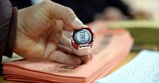 AK Parti itiraz etmişti: O ilde oyların sayımı tamamlandı