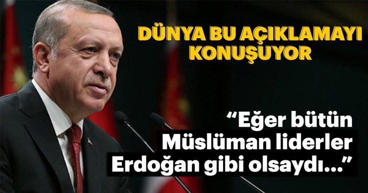 Erdoğan'ın Yeni Zelanda tepkisine Senegallilerden destek!