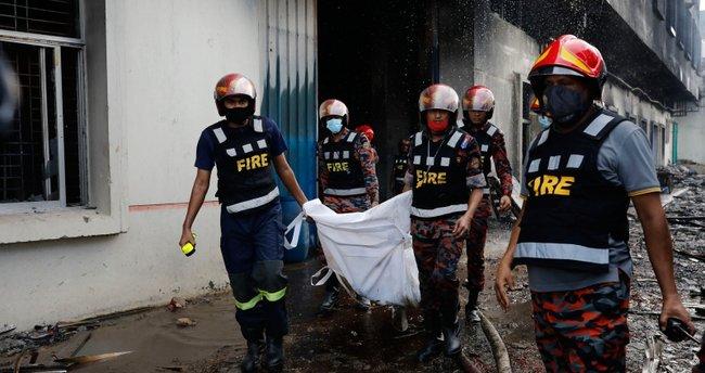 52 kişi yanarak can vermişti… Bangladeş'teki yangın faciasında flaş gelişme