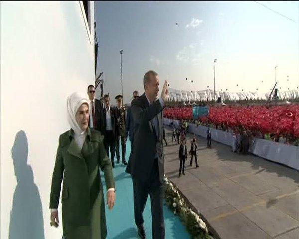 Yenikapı'da 'Teröre Karşı Tek Ses' mitingi
