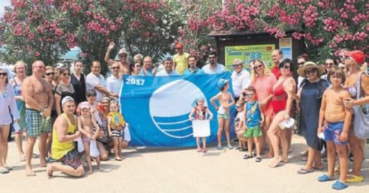 Kundu'da 5 otele Mavi Bayrak çekildi