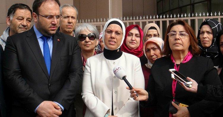 AK Parti Genel Başkan Yardımcısı Ravza Kavakçı: En ufak bir katkısı olanlar adalet önünde hesabını verecek