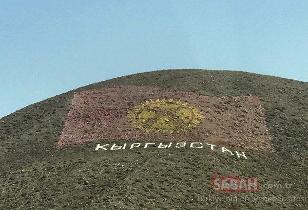 Orta Asya'nın İsviçre'si Kırgızistan