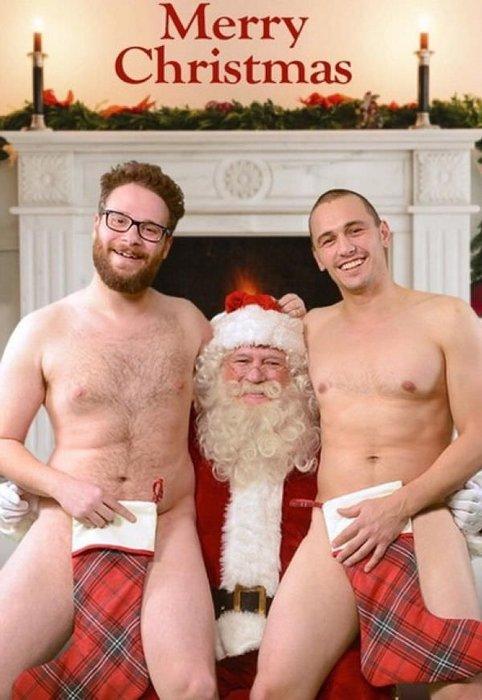 Noel havasına böyle girdiler