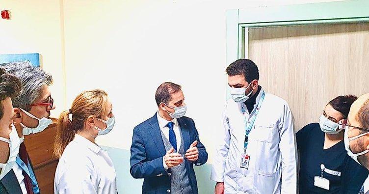 Türkiye'de aşı uygulaması başladı