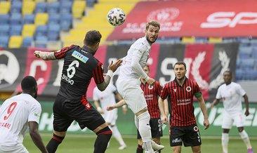Sivasspor'dan Gençlerbirliği karşısında müthiş geri dönüş!