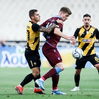 UEFA Avrupa Ligi: Caleb Ekuban yıldızlaştı, Trabzonspor gruplara göz kırptı