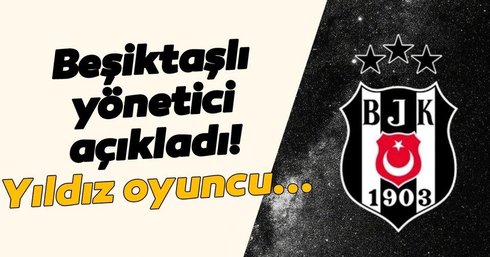 Beşiktaşlı yönetici Erdal Torunoğulları Anderson Talisca hakkında konuştu!