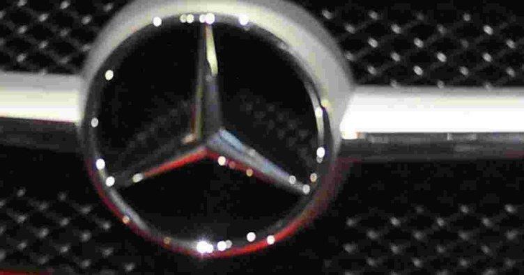 Mercedes, Avrupa'da 774 bin aracını geri çağırıyor!