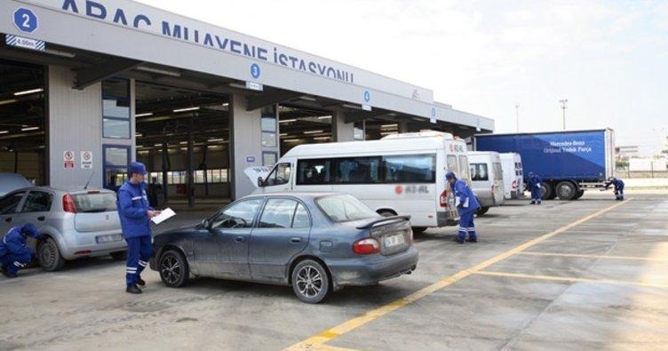 Araç Muayenesi Için Randevu Almak Isterken Dolandırıldılar En Son